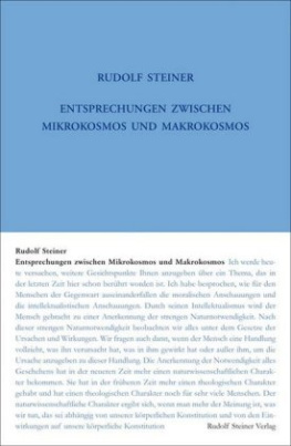 Entsprechungen zwischen Mikrokosmos und Makrokosmos