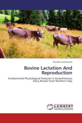 Bovine Lactation And Reproduction