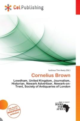 Cornelius Brown