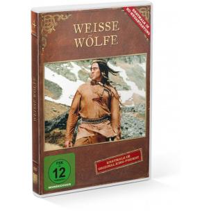 Weiße Wölfe, 1 DVD (Original Kinoformat + HD-Remastered)