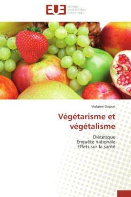 Végétarisme et végétalisme