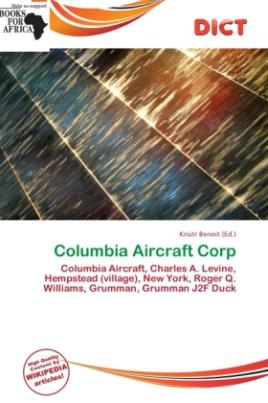 Columbia Aircraft Corp