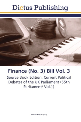 Finance (No. 3) Bill Vol. 3