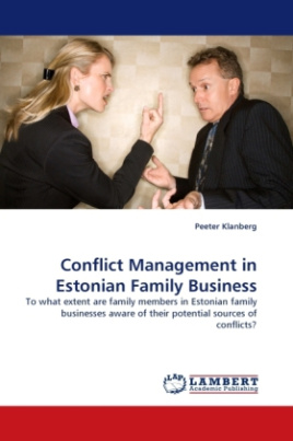 Conflict Management in Estonian Family Business