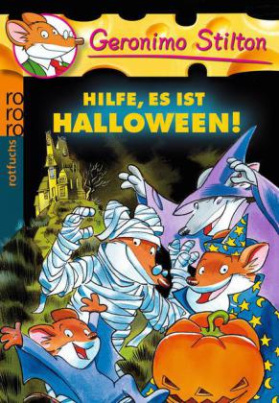 Geronimo Stilton - Hilfe, es ist Halloween!