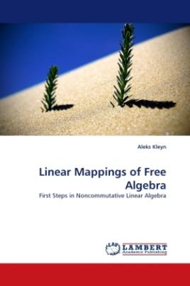 Linear Mappings of Free Algebra