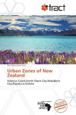 Urban Zones of New Zealand
