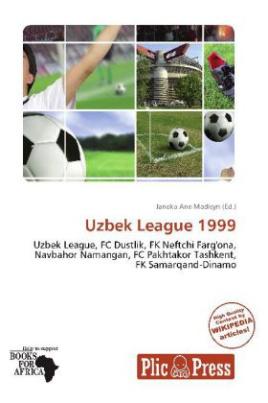 Uzbek League 1999