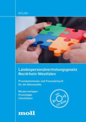 Landespersonalvertretungsgesetz Nordrhein-Westfalen (LPVG NRW)