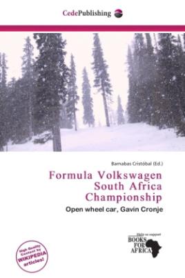 Formula Volkswagen South Africa Championship