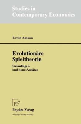 Evolutionäre Spieltheorie