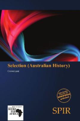 Selection (Australian History)