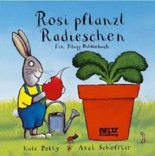 Rosi pflanzt Radieschen, Neuausgabe