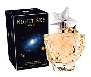 Parfüm Night Sky Gold - Eau de Parfum für Sie (EdP)