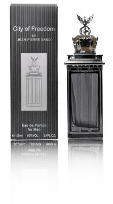 Parfüm City of Freedom Eau de Parfum für Ihn (EdP)