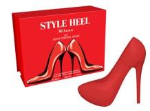 Style Heel Milano Eau de Parfum für Sie