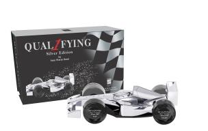 Qualifying Silver Eau de Parfum für Ihn