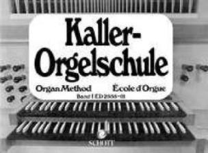 Orgelschule. Bd.1