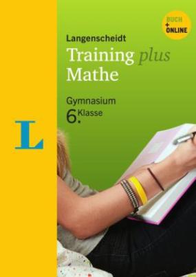 Langenscheidt Training plus, Mathe 6. Klasse