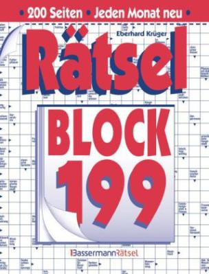 Rätselblock. Bd.199