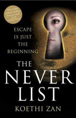 The Never List. Danach, englische Ausgabe