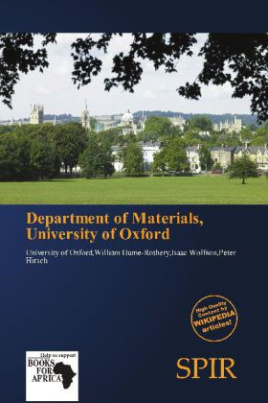Department of Materials, University of Oxford