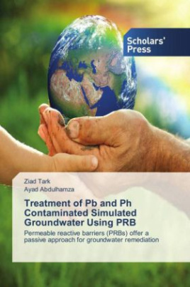 Treatment of Pb and Ph Contaminated Simulated Groundwater Using PRB
