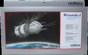 Wostok-1 - Bausatz für Modell - Plasticart