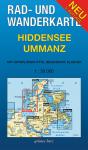 Rad- und Wanderkarte: Hiddensee - Ummanz