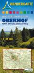 Wanderkarte: WM Ferienregion Oberhof