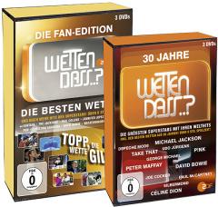 Wetten Dass - Die Fan-Edition + Jubiläumsedition
