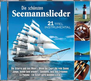 Die schönsten Seemannslieder - Instrumental